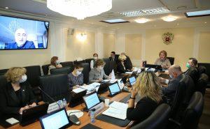 На заседании Комитета Совета Федерации по науке, образованию и культуре рассмотрели законопроект об особом статусе ДШИ